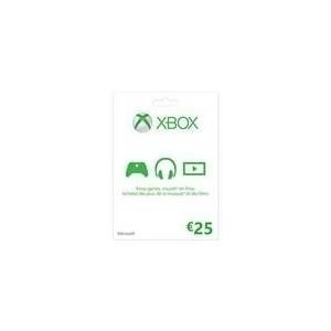 Microsoft Xbox Live - Gift Card - (EUR25) - ESD...