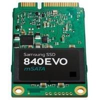 Samsung 840 EVO MZ-MTE1T0 - SSD - 1TB - intern - mSATA (mSATA) - SATA-600 - SED (MZ-MTE1T0BW)