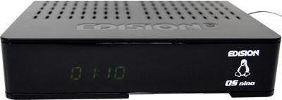 EDISION DVB-S2 Receiver OS NINO Linux, Kartenle...