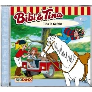Kiddinx Bibi und Tina: Tina in Gefahr (Folge 7)...