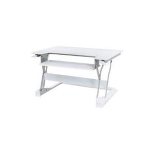 Ergotron Sitz-Steh-Arbeitsplatz WorkFit-T Weiß 33-397-062 jetztbilligerkaufen