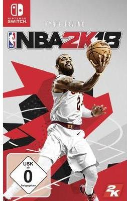 NBA 2K18 DayOne Edition Nintendo Switch - Sport (06664) jetztbilligerkaufen