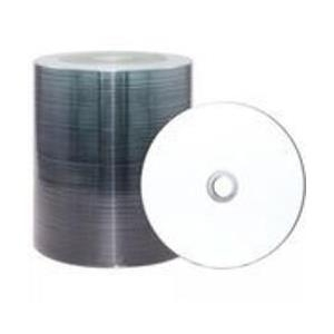 XLayer DVD-R 4.7GB XLayerPro 16x Thermo white Full Surface Full Metalized 100er Bulk (104620)