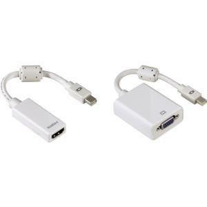 Hama Mini DisplayPort - HDMI/VGA - M/F Mini Dis...