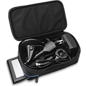 Garmin Universal - Tragetasche für GPS - widerstandsfähig - für Drive 50, DriveSmart 50, 60, nüvi 1200, 24XX, 25XX, 30, 34XX, 35XX, 42, 44, 52, 54, 660 (010-12101-01)