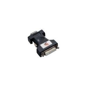 V7 - VGA-Adapter - DB-15 (M) - DVI-I (W) - Schwarz (V7E2VGAMDVIIF-ADPTR)