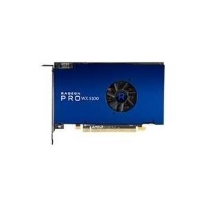 Fujitsu AMD Radeon Pro WX 5100 - Grafikkarten - Radeon Pro WX 5100 - 8GB - PCIe 3.0 x16 - 4 x DisplayPort - für Celsius W570power+ (S26361-F3300-L511)