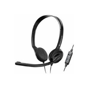 Sennheiser PC 36 Call Control - Headset - On-Ear - kabelgebunden