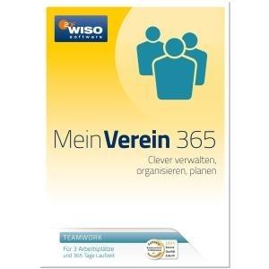 WISO Mein Verein 365 teamwork Edition (2017) - broschei