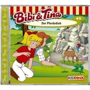Kiddinx Bibi und Tina: Der Pferdedieb (Folge 45...