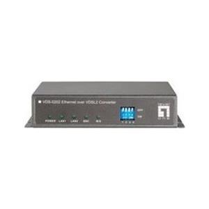 LevelOne VDS-0202 - Bridge - DSL - Ethernet ove...