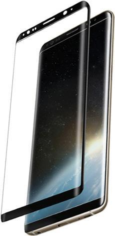 Nevox NEVOGLASS 3D - Bildschirmschutz - Schwarz - für Apple iPhone 6, 6s