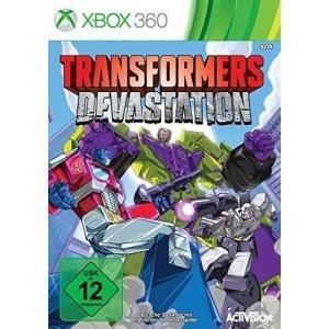 Computerspiele, Konsolenspiele - Activision Transformers Devastation (77118GM)  - Onlineshop JACOB Elektronik