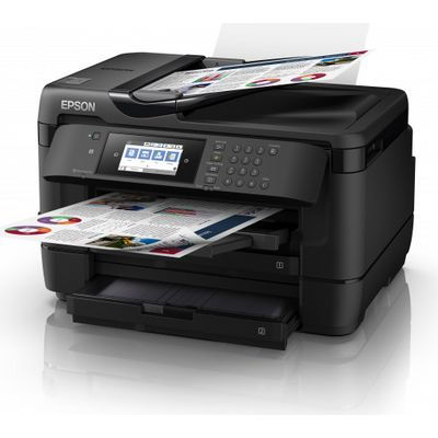 Epson WorkForce WF-7720DTWF (C11CG37412) (Bild #6)