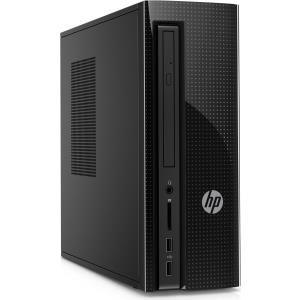 PC Systeme, Computer - HP Slimline 260 a156ng MT 1 x A6 7310 2 GHz RAM 4 GB HDD 1 TB DVD SuperMulti Radeon R4 GigE WLAN 802.11b g n, Bluetooth 4.0 Win 10 Home 64 Bit Monitor keiner Tastatur Deutsch  - Onlineshop JACOB Elektronik