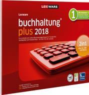 Lexware Buchhaltung Plus 2018 FFP Jahresversion 365-Tage jetztbilligerkaufen