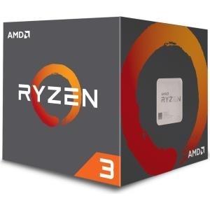 AMD Ryzen 3 1200 - 3,1 GHz - 4 Kerne - 4 Threads - 8MB Cache-Speicher - Socket AM4 - Box (YD1200BBAEBOX)