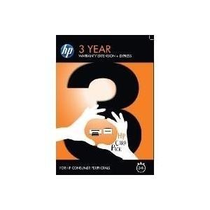 HP HP eCare Pack Orange für Retail Drucker (UL5...