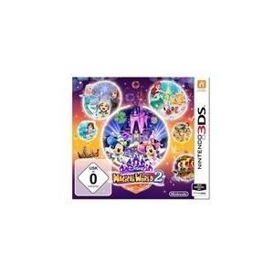 Computerspiele, Konsolenspiele - Disney Magical World 2 Nintendo 3DS Deutsch (2235240)  - Onlineshop JACOB Elektronik