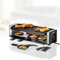 UNOLD 48735 Finesse - Raclettegrill/Grill - 1100 W - Schwarz