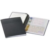 DURABLE Ausweis- und Kreditkarten-Etui, anthraz...