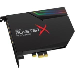Soundkarten - Sou USB Creative SoundBlasterX AE 5 Soundkarte PCIe 24bit 192kHz (70SB174000000)  - Onlineshop JACOB Elektronik