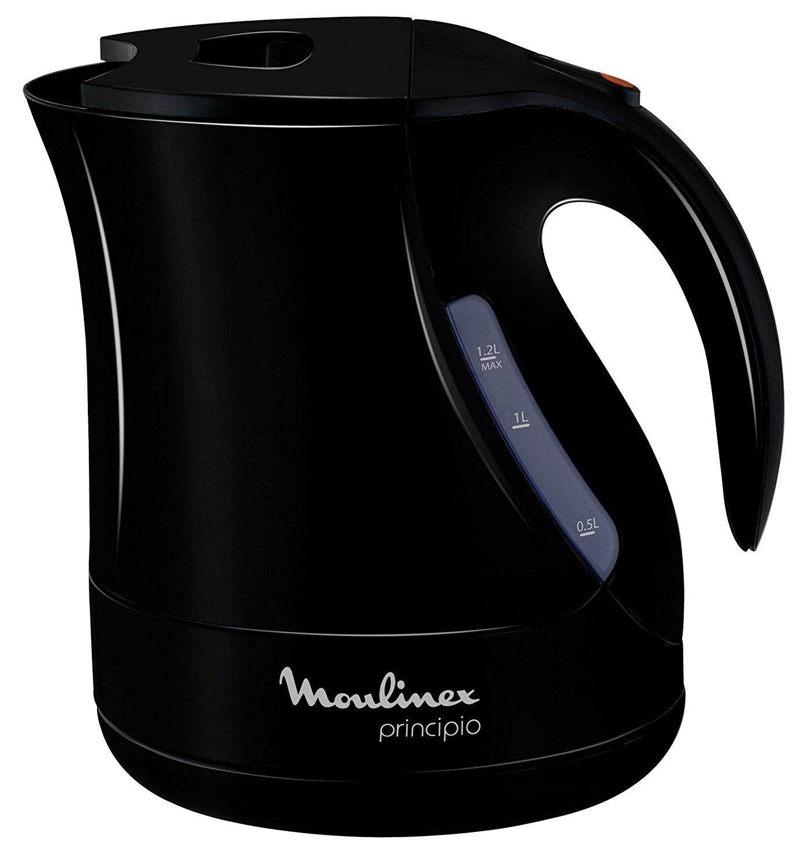 Moulinex Wasserkocher Principo schwarz (BY1078)