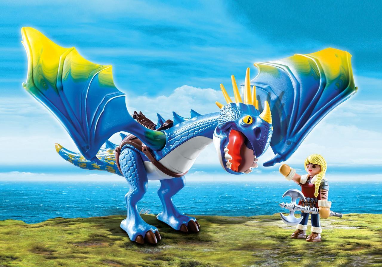 Playmobil Dragons 9251 1Stück(e) Mehrfarben Kinderspielzeugfigur (9251)