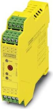 Phoenix Contact Sicherheitsrelais PSR-SCP- 24DC/URD3/4X1/2X2 Betriebsspannung: 24 V/DC 4 Schließer jetztbilligerkaufen
