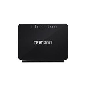 TRENDnet TEW-816DRM - Wireless Router - DSL - 4...