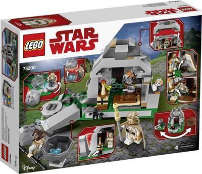 LEGO Star Wars 75200 Ahch-To Island Training (75200)