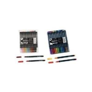 COPIC Glitter Pen Set B, 12er Kunststoffetui Glitzerstifte für glitzernde Akzente in COPIC-Zeichnungen, - 1 Stück (24000121)