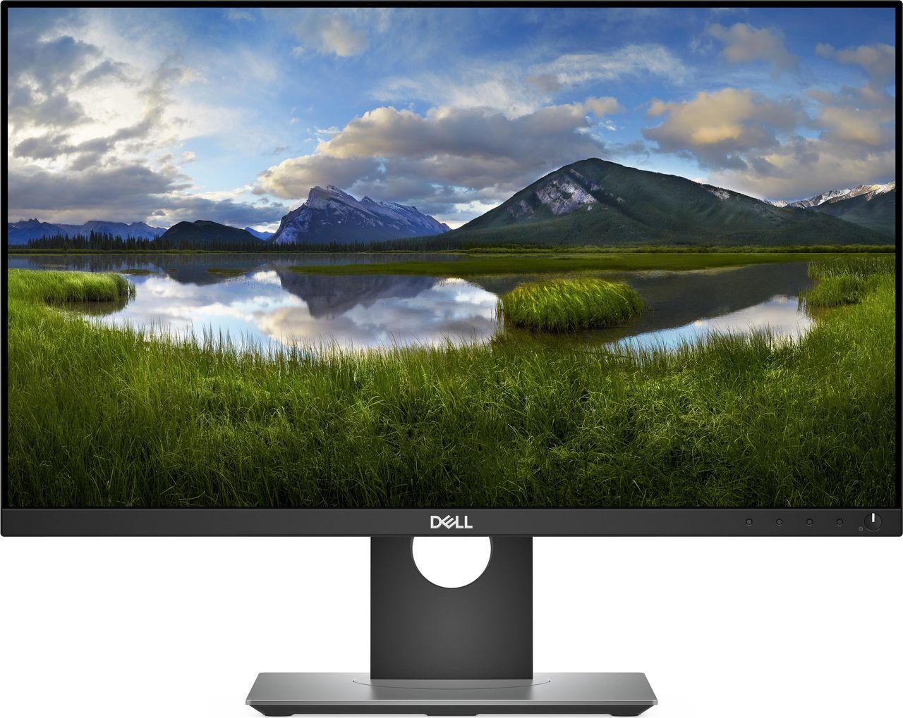Dell P2418D - LED-Monitor - 61 cm (24) (23.8 sichtbar) - 2560 x 1440 - IPS - 300 cd/m² - 1000:1 - 5 ms - HDMI, VGA, DisplayPort