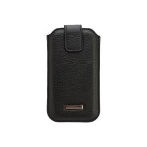 PETER JÄCKEL COMMANDER ROMA M4.0 Leder schwarz z.B. fuer Apple iPhone 4/ 4S/ 5/ 5C/ 5S (14538) jetztbilligerkaufen
