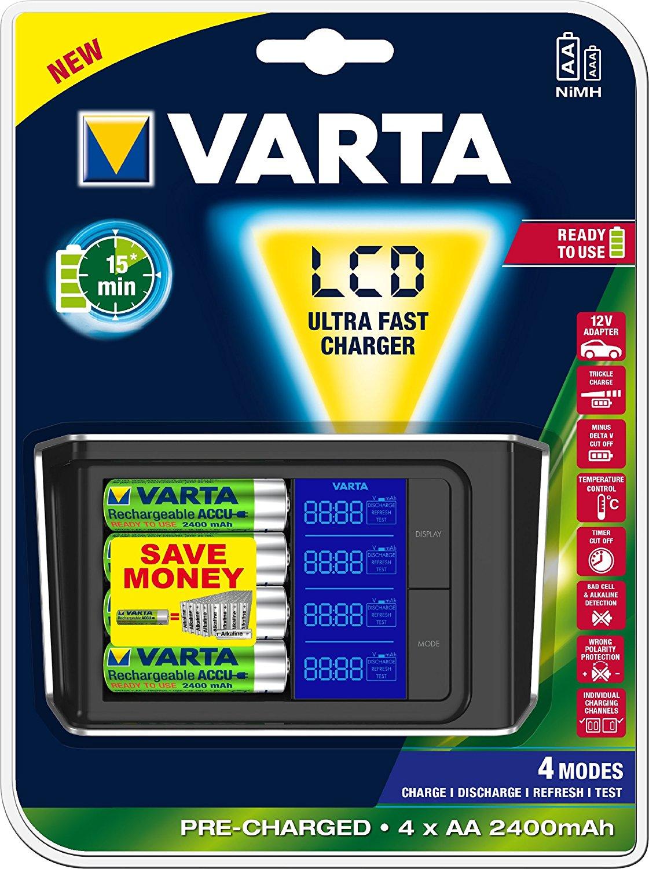 Varta 57675 101 441 - Nickel-Metallhydrid (NiMH...