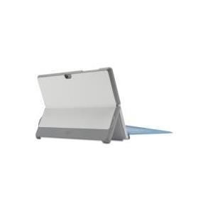 Case Logic KickBack Case - Hintere Abdeckung für Tablet - Polycarbonat - weiß - für Microsoft Surface 3