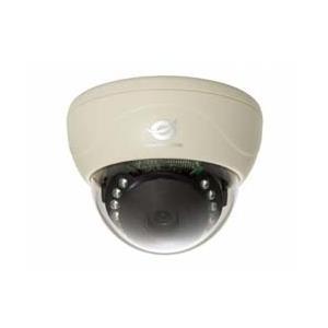Conceptronic CIPDCAM720 - Netzwerk-Überwachungskamera - Kuppel - Farbe (Tag&Nacht) - 1280 x 720 - 720p - feste Brennweite - drahtlos - Wi-Fi - 10/100 - MJPEG, H.264 - DC 12 V (CIPDCAM720)