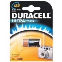 Duracell® Foto Batterie Lithium (DL 123) für Fo...