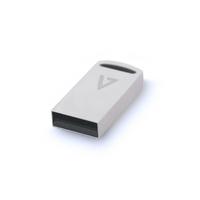 Speicherkarten, Speichermedien - V7 Nano VA332GX 2E USB Flash Laufwerk 32 GB USB 3.0 Silber  - Onlineshop JACOB Elektronik