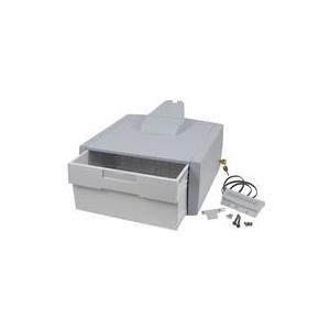 Ergotron StyleView Primary Single Tall Drawer - Montagekomponente (Auszugsmodul) verriegelbar medizinisch Grau, weiß am Wagen montierbar (97-973) jetztbilligerkaufen