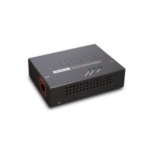 PLANET POE-E101 - Repeater - Ethernet, Fast Ethernet - 10Base-T, 100Base-TX - bis zu 300 m