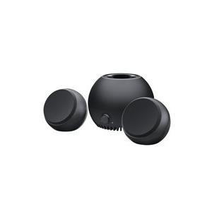 Dell AE415 - Lautsprecher - für PC - 2.1-Kanal - 30 Watt (Gesamt) - für OptiPlex 3040, Precision Mobile Workstation 3510, 5510, 7510, 7710, Dell Wyse 3030, 50XX (AE415)