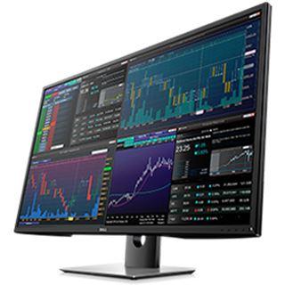 DELL P4317Q 42.51 4K Ultra HD IPS Silber Flach Computerbildschirm (P4317Q)