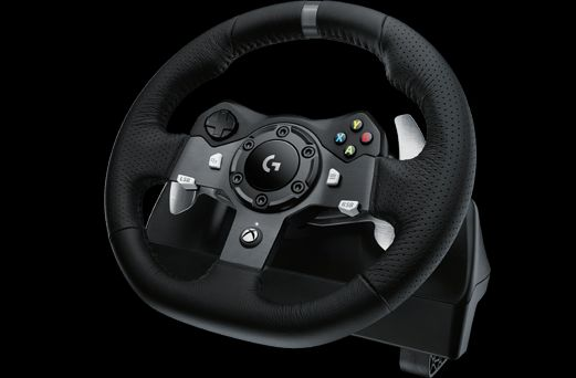 Logitech G920 Driving Force (941-000124) (Bild #2)