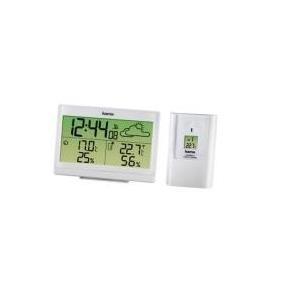 Hama EWS-890 - Wetterstation - drahtlos - weiß ...