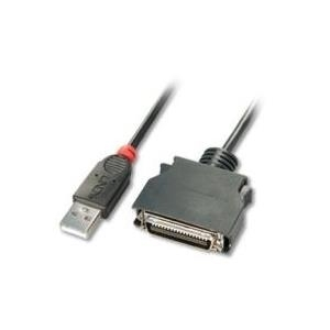 Lindy USB Parallel Konverter Mini Centronics (4...