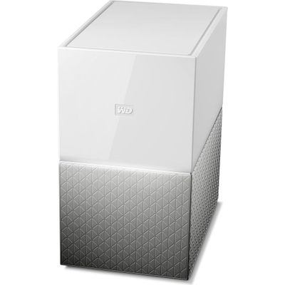 WD My Cloud Home Duo WDBMUT0120JWT (WDBMUT0120JWT-EESN) (Bild #5)