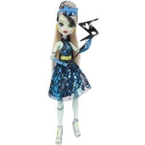Mattel - Monster High Frankie (DNX34)