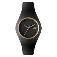 ICE Watch Glam Black ICE.GL.BK.U.S.13 Grösse: Unisex (43 mm) (ICE.GL.BK.U.S.13)