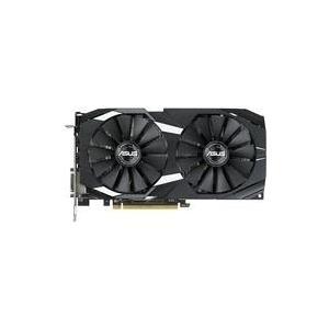 ASUS DUAL-RX580-O4G - OC Edition - Grafikkarten - Radeon RX 580 - 4 GB GDDR5 - PCIe 3.0 x16 - DVI, 2 x HDMI, 2 x DisplayPort